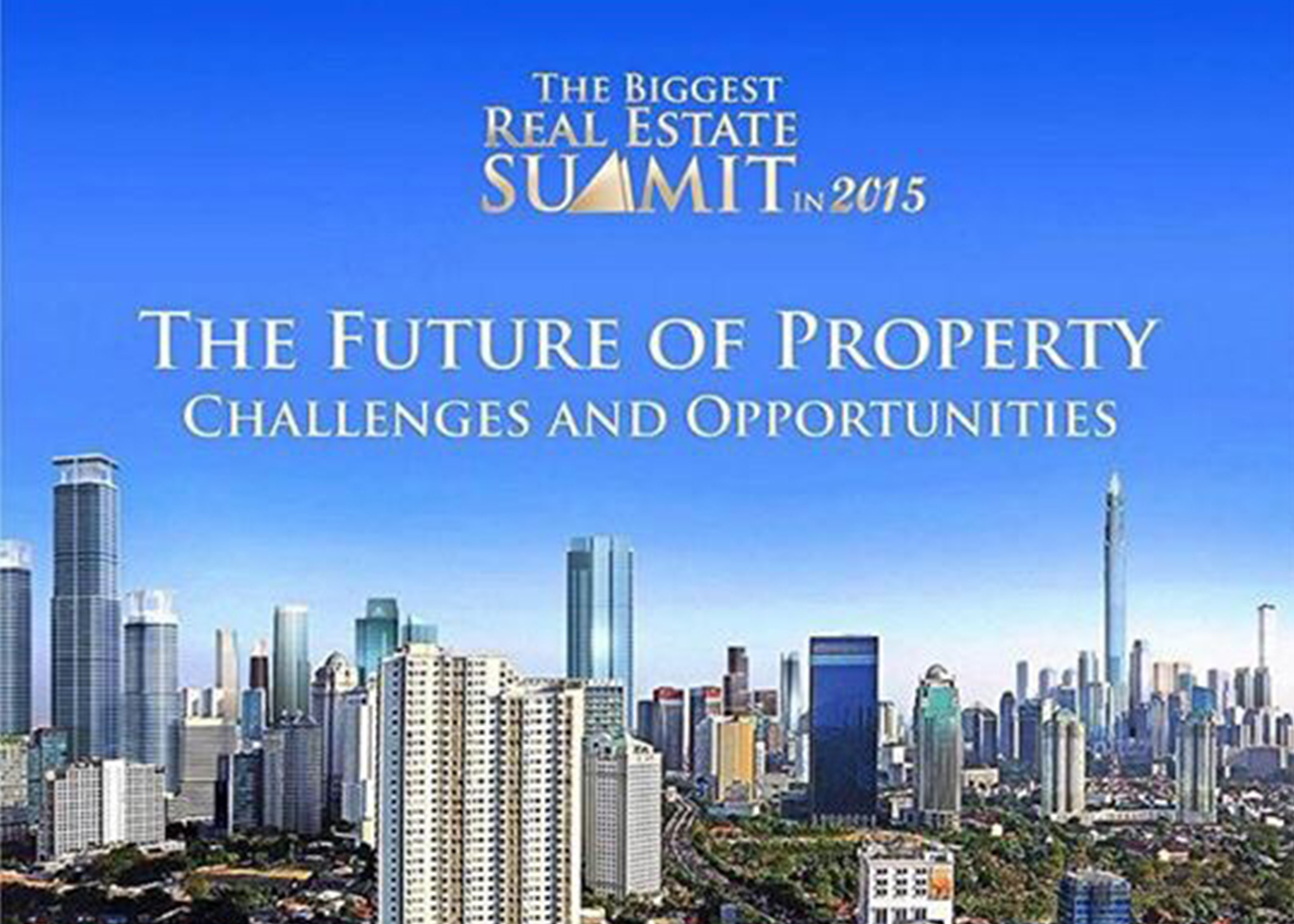 AREBI Summit 2015 - The Future of Property : Challenges and Opportunities